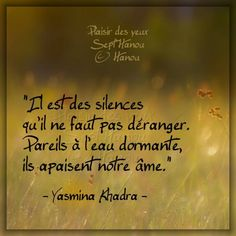 Yasmina Khadra Yasmina Khadra, Best Quotes, Life Quotes, Jolie Phrase, French Words, More Than Words, Philosophy, Messages, Thoughts