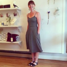 Thea dress by @Curator just arrived!! #curatorsf #velouria