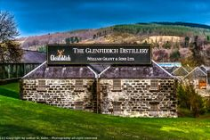 Glenfiddich Distillery, Dufftown, Scotland.