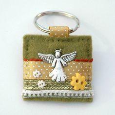 Angels  angel accessory  angel keyring  angel by elliestreasuresuk