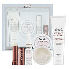 Fresh - Fresh Favorites Skincare Set  This has all my favorite fresh products!
