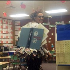The Book Fairy | 31 Amazing Teacher Halloween Costumes
