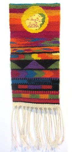 Introduction to Tapestry Techniques with Claudia Anne Chase #craftartedu