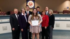 Morris County Freeholders Honor Outstanding Girl Scout - http://www.mypaperonline.com/morris-county-freeholders-honor-outstanding-girl-scout.html