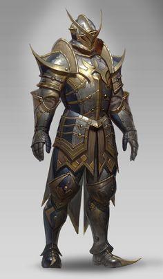 ArtStation - armor4 ver 1.1, sueng hoon woo