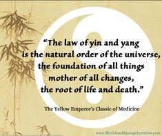 The Yellow Emperor's Classic of Medicine, written 2,500 years ago contains the foundation for much of Chinese Medicine.  #Chinesemedicine #TCM #acupressure >> Big Tree School of Natural Healing