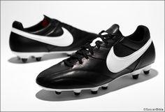 Nike Premier Football Boots - Black/White - Football Boots