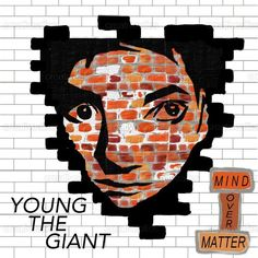 Young the Giant Poster 16x16 by BEHIND THE MASK on CreativeAllies.com