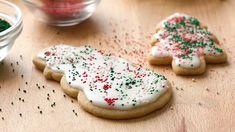 Basic Iced Sugar Cookies
