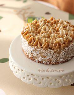 mini cake banana