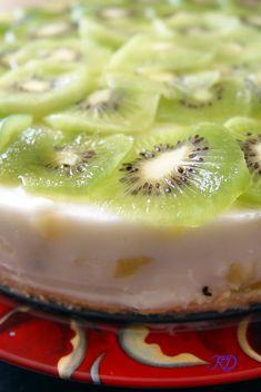 Йогуртный торт без выпечки: hahademon