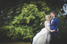 A beautiful bride in trousers makes for a spectacularly inspirational Borris House wedding day captured by the talented Leanne Keaney. European Wedding, Cosmopolitan, Beautiful Bride, Wedding Day, Jumpsuit, Romance, Wedding Dresses, Photography, Fashion