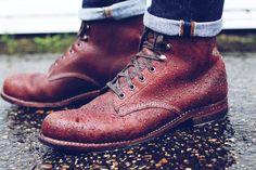 WIWT: Levi's Denim Jacket, ASOS Denim Jacket, Nudie Jeans and Wolverine 1000 miles.  #men #mens #menstyle #menswear #mensstyle #menfashion #mensfashion #menwithstyle #denim #denimondenim #nudie #jeans #levis #wolverine #fashion #pinterest  www.instagram.com/brothersingarmsuk