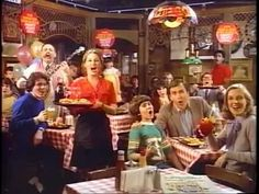 1983 The Ground Round Restaurant Commercial 1983 commercial for the old restaurant chain.