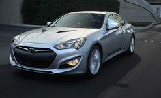 2013 Hyundai Genesis Coupe Photo Gallery 3