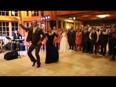 Oh my goodness I could see me and my son doing this!!!  Love it!!  Epic Mother-Son Wedding Dance - YouTube