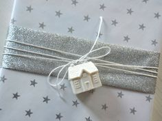 Inspiration gift wrap new home.