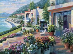 """Peaceful Day"" by Howard Behrens"