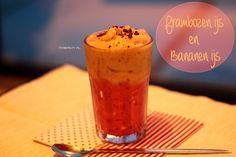 Recept: Frambozen ijs en Bananen ijs!