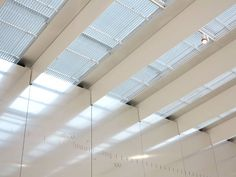 Integrative Transparency: Louvre-Lens by SANAA Roof Detail, Ceiling Detail, Architecture Details, Interior Architecture, New Museum, Room Interior, Home Deco, Home Remodeling, Louvre