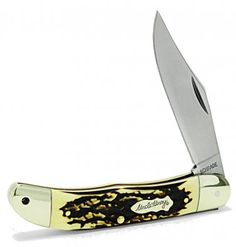 Schrade Knives: Uncle Henry Tradesman Clip Blade Pocket Knife  124UH  $16.99 Folding Pocket Knife, Pocket Knives, Business Sales, Custom Knives, Swords, Blade, Stainless Steel, Collection, Folding Knives