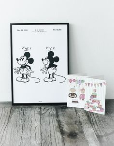 Mickey Mouse - Available at www.bomedo.com