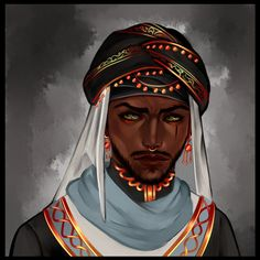 Abdula by PreciseMoon