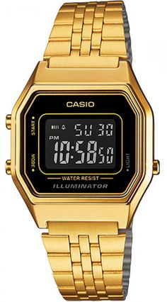 Casio LA680WGA-1B ...another awesome classic addition to my Casio vintage addiction.