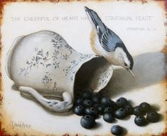 To See Original Works That Are Available For Purchase Cloche Decor, Stencil, Arm Art, Shell Crafts, Beautiful Paintings, Artist Art, Bird Feathers, Blue Bird, Painting Inspiration