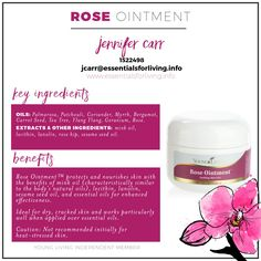 Young Living Skin Care Rose Ointment Independent Distributor 1522498