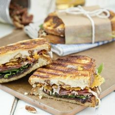 Turkey, Cheddar, and Green-Apple Sandwich | Recipe | Apple Sandwich ...