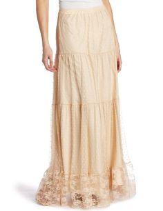 Only Hearts Women's Petticoat Lined Long Skirt « Clothing Impulse