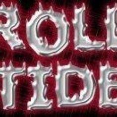 Roll Tide Roll!!!!!!