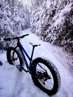 The Mountain Bike Life: From Dirt to Snow