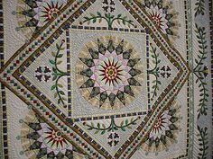 Japanese quilter - gorgeous!