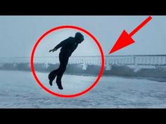 5 People With Superpowers Caught On Tape | Top 5 - YouTube