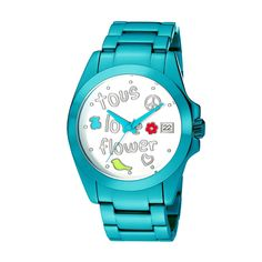 TOUS Drive Aluminio watch
