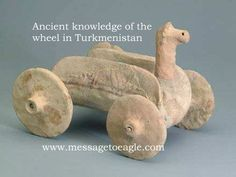 World's Oldest Toy Car - Could This 7500-Year-Old Discovery Be The Earliest Evidence Of The Wheel? - MessageToEagle.com