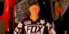 Jody & Tom sum up a life well lived Motocross Action, Motorcycle Parts And Accessories, Ronald Mcdonald, Toms, Magazine, Fictional Characters, Fashion, Moda, Fashion Styles