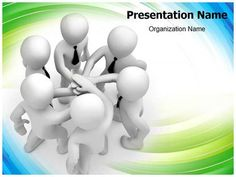 19 best teamwork powerpoint template designs images on pinterest