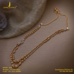 Gold 916 Premium Design Get in touch with us on Gold Chain Design, Gold Bangles Design, Gold Earrings Designs, Gold Jewellery Design, Pearl Necklace Designs, Gold Ring Designs, Gold Necklace Simple, Gold Jewelry Simple, Trendy Jewelry