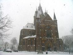 Sint Petruskerk bandenkerk oisterwijk.