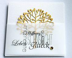 silly's paper design: gold/weiß und ...