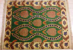 Modern Handwoven Natural Dye Konya Carpet 7.40 X 6.10 ft Area Rug Rugs for Living Room Kilim Rug Rugs for Bedroom Kilim ottoman Turkish Rug