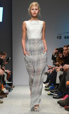 ep_anoui by Eva Poleschinski: A/W 2014 Catwalk, Mercedes Benz, Presentation, Runway, Photo And Video, Diversity, Skirts, Berlin, Germany