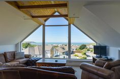 Highview - Trevone Bay -  A Cornish, self catering beach holiday house to rent, just a short drive from #Padstow #Cornwall