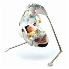 Fisher-Price My Little Lamb Cradle 'n Swing $135, 5 stars