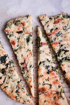Keto Pita Bread Recipe - Fathead Pizza Dough