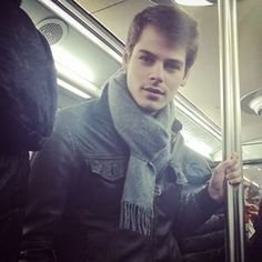 Is your Instagram feed in desperate need of hot guys? | Hot French Guys On The Metro Is The Instagram Account You've Been Looking For