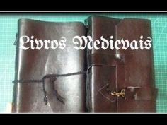 Livros Medievais #1 - Estúdio Brigit